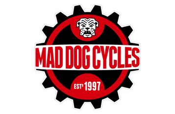 Sponsor - Mad Dog Cycles